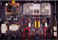 5693, 2A3 SE amplifier with Tango XE-20S output reansformers.